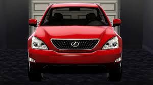 lexus cars 2006 fresh prince creations sims 3 2006 lexus rx330
