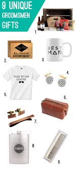 unique gifts wedding 9 unique gifts for groomsmen bespoke wedding