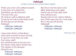 a credal hallelujah quaerentia