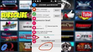 download game psp format cso tips compress iso img ke cso dengan ciso psp iso compressor di