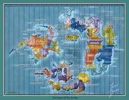 Map Of World Time Zones Final Fantasy Viii Time Zone Map By Ebonyoaks On Deviantart
