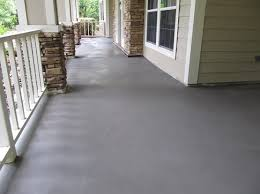 painting concrete floors ideas with grey paint flooring ideas
