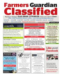 farmers guardian classified 7 november 2014 by briefing media ltd