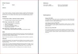 resume with cover letter example best faculty resume example