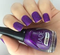 top 55 purple nails are punchy and