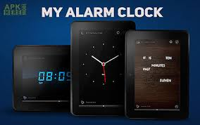 android alarm clock my alarm clock for android free at apk here store