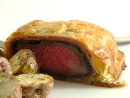 v黎ements cuisine beef wellington