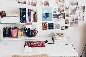 College Room Decor Aesthetic Bedroom College Decor Desk Image 4544394 College