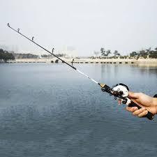 ultra light ice fishing rods rosewood 60cm 80cm medium action portable shrimp winter ice fishing