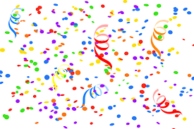 party confetti free illustration confetti streamer party carnival free