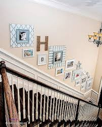 Best Decorating Staircase Walls Pictures Interior Design Ideas Decorating Staircase Wall