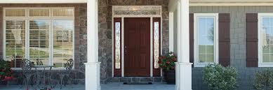 Steel Or Fiberglass Exterior Door Pella Entry Doors Fiberglass Or Steel