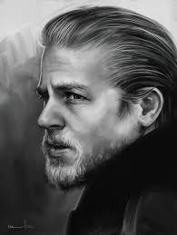 how to get the jax teller hair look 96 best charlie aka jax teller images on pinterest charlie