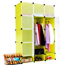 Diy Fitted Bedroom Furniture 15 Cubes Children U0027s Clothing And Plastic Combination Storage Diy