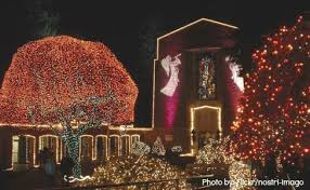 Oregon Garden Christmas Lights 5 Not To Miss Holiday Light Shows In Portland Oregon