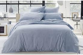 reilly chambray pillowcase pair