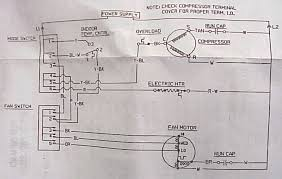 wiring diagram for frigidaire air conditioner u2013 the wiring diagram