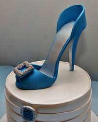 high heel cake topper gumpaste high heel shoe keepsake cake topper fondant high heels