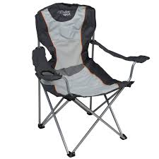Deluxe Camping Chairs Active Sport Deluxe Camp Chair