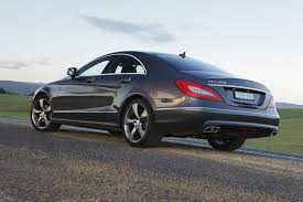mercedes benz cls 350 cgi technical details history photos on