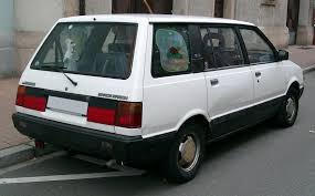 mitsubishi pickup 1990 mitsubishi space wagon 2588730
