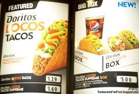 restaurant fast food menu mcdonald u0027s dq bk hamburger pizza mexican
