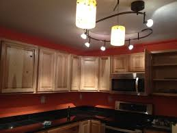 kitchen 4 track lighting for kitchen ceiling led most