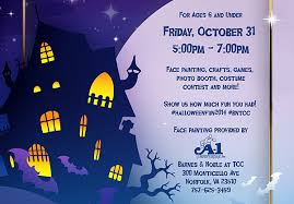 Barnes And Noble Norfolk Va Barnes U0026 Noble At Tcc Creates Halloween Fun For Younger Customers