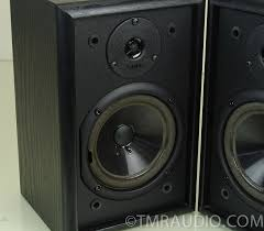 Infinity Rs1 Bookshelf Speakers Infinity Rs 125 Compact Bookshelf Speakers The Music Room