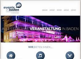 Eventakademie Baden Baden Forum Baden Baden Carl Georg Gruner