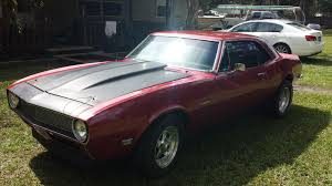 1967 chevrolet camaro for sale jacksonville florida