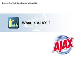 interactive web application with ajax ppt download