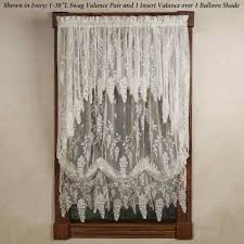 Pine Cone Lace Curtains 7 Disadvantages Of Kitchen Lace Curtains And How You Can