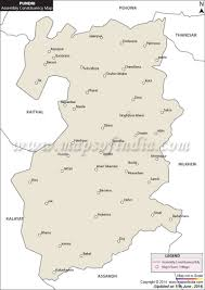 Bahadurgarh Metro Map by Pundri Assembly Vidhan Sabha Constituency Map And Election Results