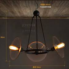 Edison Pendant Light Vintage Edison Pendant Light Loft Clear Glass Pendant Lights 3
