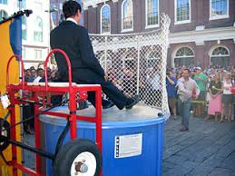 dunk tanks dunk tanks are a creative use for fundraising tickets