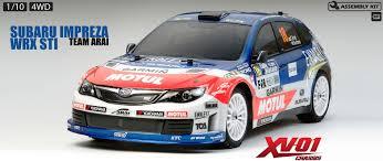 subaru hatchback custom rally tamiya america item 58528 rc subaru impreza wrx sti 01 team arai
