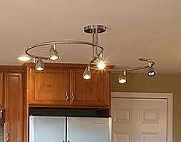 Pendant Track Lighting For Kitchen Not Exactly This Style But Would Monorail Lighting In My