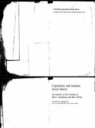 soci t g n rale si ge social capitalism and modern social theory an analysis of the writings of
