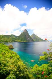 St Lucia Island Map Best 20 Pitons St Lucia Ideas On Pinterest Holidays To St Lucia