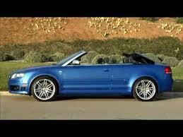 2008 audi rs4 reliability 2008 audi rs4 cabriolet review edmunds com