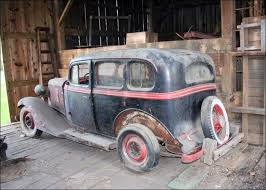 Barn Finds Cars Internet Used As A Tool For A Barn Find Rod Authority