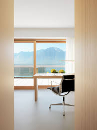 Minimalist Apartment Ralph Germann Minimalist Apartment In Montreux Divisare
