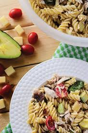 simple pasta salad recipe california club pasta salad