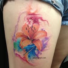 how long will watercolor tattoos last