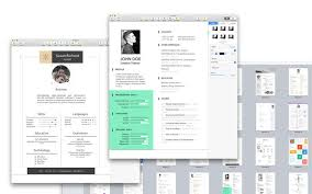 free resume templates mac free downloadable resume template