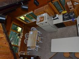 warm and well equipped log home with uninte vrbo