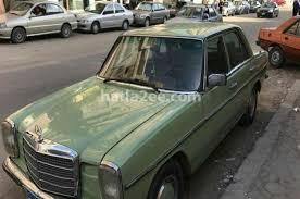 mercedes green 200 mercedes 1976 helwan green 1614590 car for sale hatla2ee