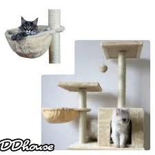 special offer cat climbing frame cat bed diy cat tree basketball