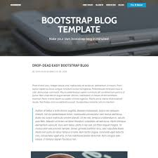 templates blogger personalizados free html bootstrap 4 grid template